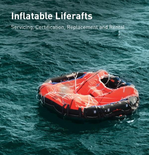 Inflatable Liferafts