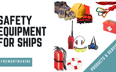 SAFETY EQUIPMENT FOR SHIPS