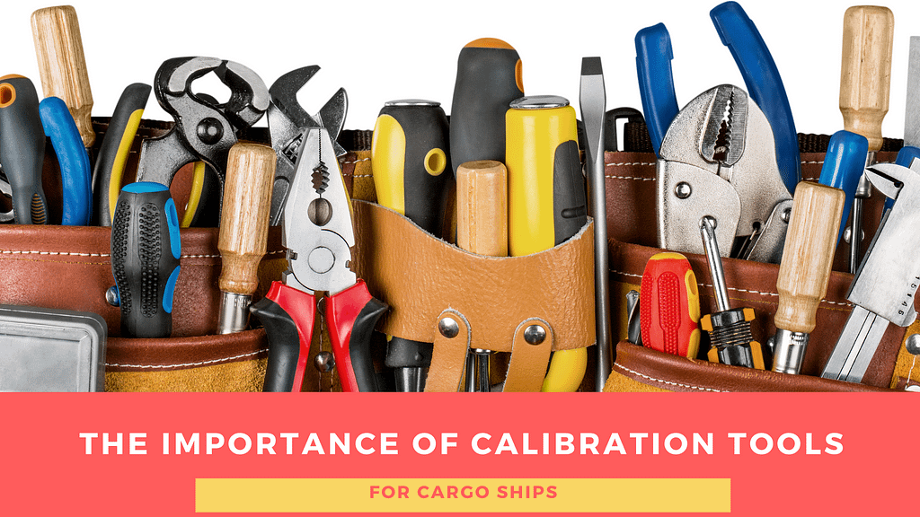 importance of calibration tools